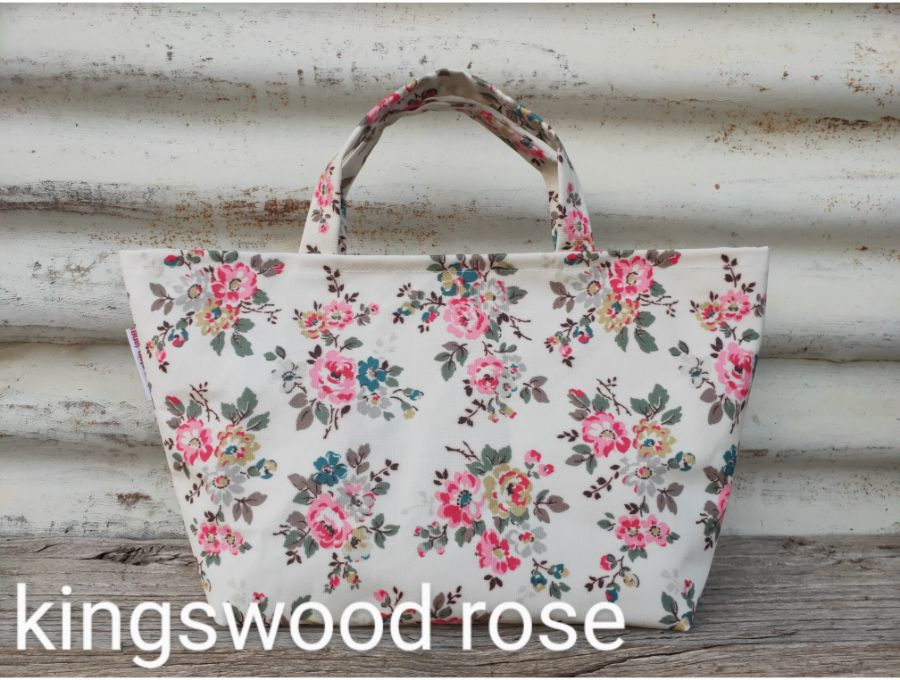 lunch bags - cath kidston oilcloth