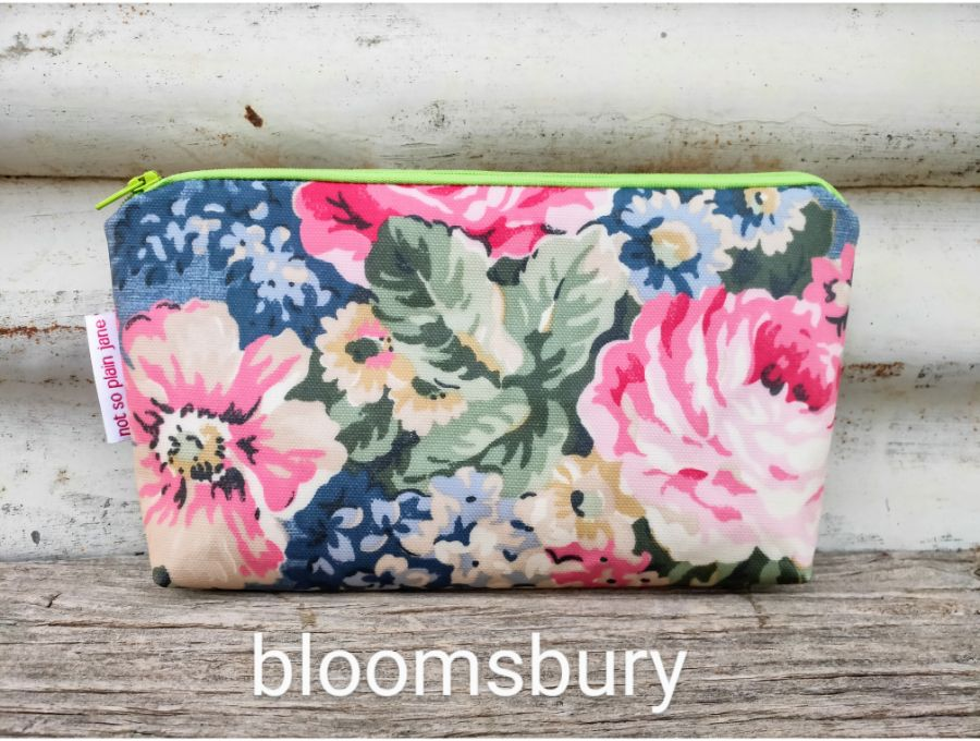 make-up bags - cath kidston oilcloth