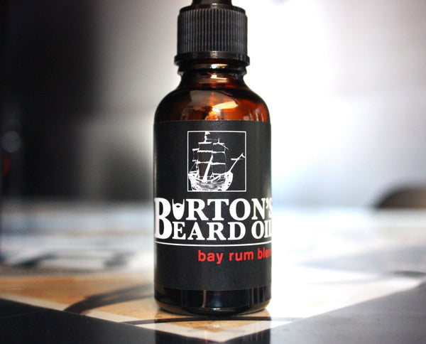 Bay Rum 1oz Beard Oil