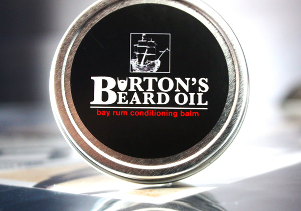Bay Rum Conditioning Balm - Burton's Beard Oil