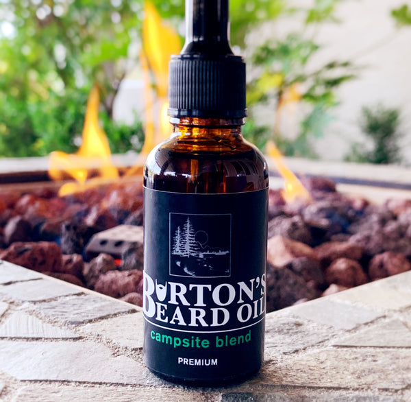 NEW SCENT: Campsite Premium Beard Oil