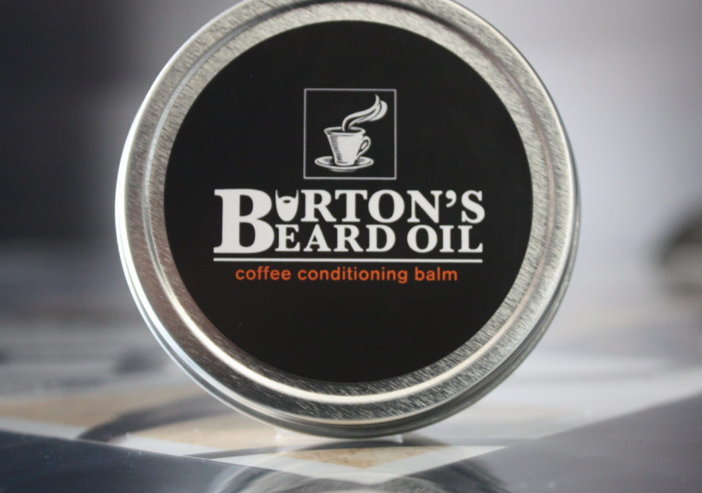 Coffee Conditioning Balm - Burton's Beard Oil