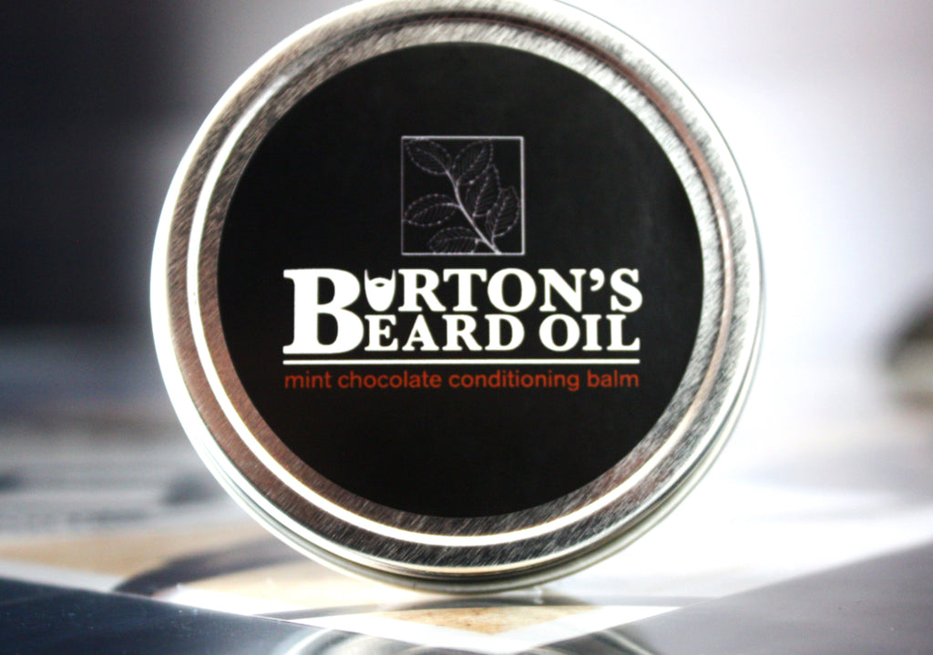 Mint Chocolate Conditioning Balm - Burton's Beard Oil