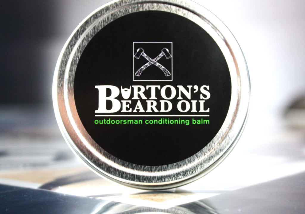 Outdoorsman Conditioning Balm - Burton's Beard Oil