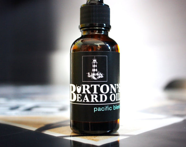 Pacific Premium Beard Oil