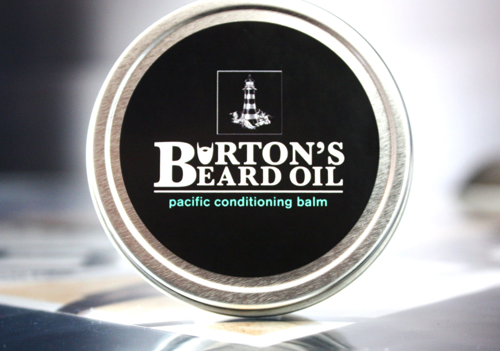 Pacific Conditioning Balm - Burton's Beard Oil