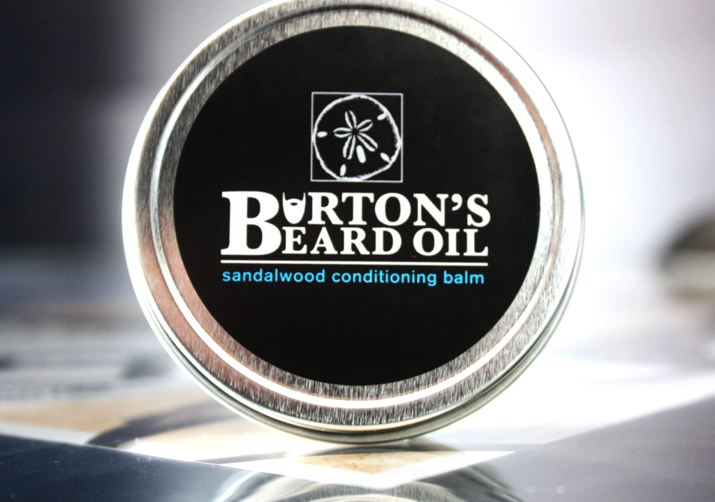 Sandalwood Premium Conditioning Balm - Burton's Beard Oil