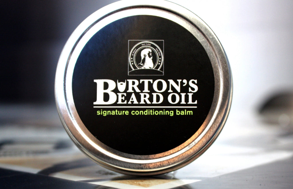 Signature Conditioning Balm - Burton's Beard Oil