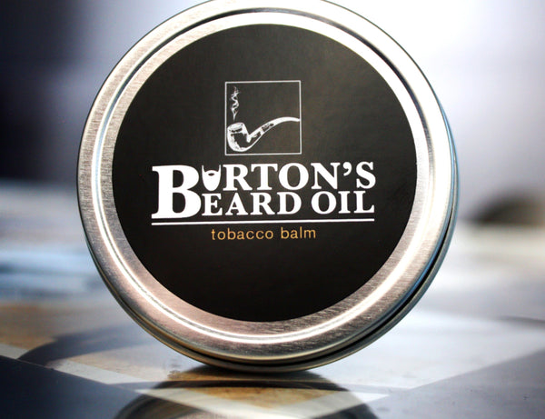 Tobacco Beard Balm - Burton's Beard Oil