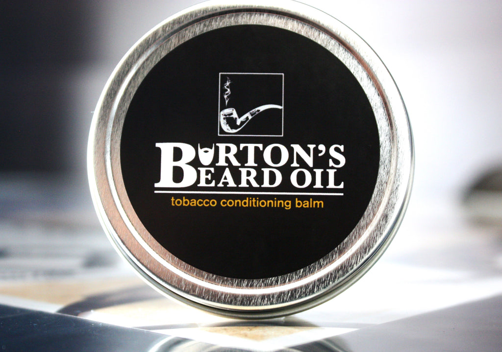 Tobacco Conditioning Balm - Burton's Beard Oil