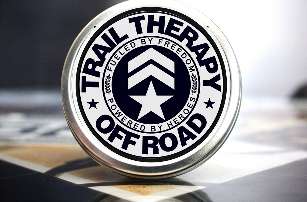 Trail Therapy Off Road Special Edition Freedom Conditioning Beard Balm - Burton's Beard Oil