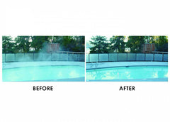 Before & After Phone - Liquid Pool Blanket