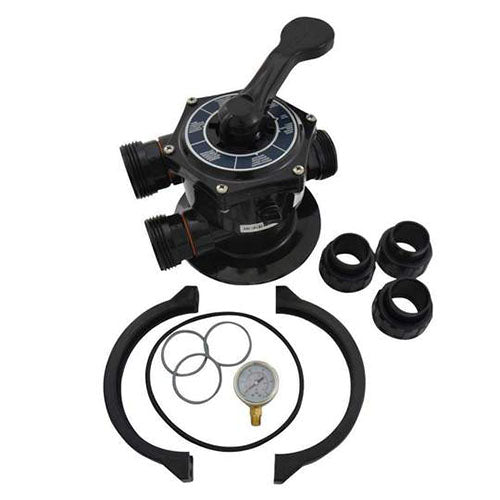 Astral Pool (Hurlcon) Multiport Valve - Poolshop.com.au