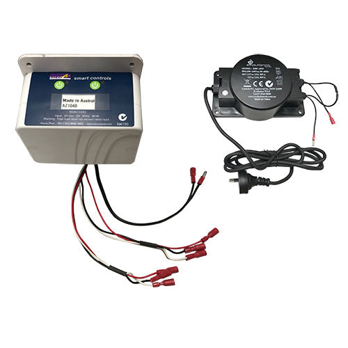 Turmion 24vac 2CH Actuator Outlet - Poolshop.com.au