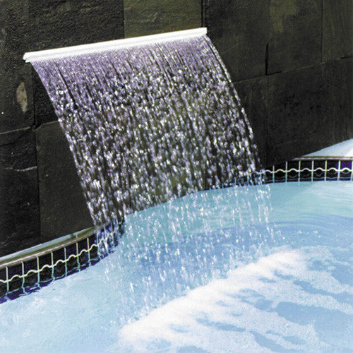 Cascade Pool Waterfall - Poolshop.com.au