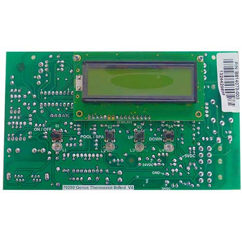 PCB-Thermostat (Oct 2001 - Current) - Poolshop.com.au
