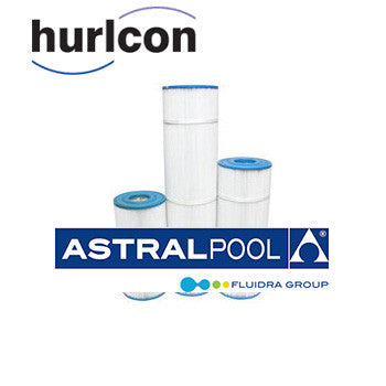 Hurlcon ZX Replacement Cartridges - Poolshop.com.au