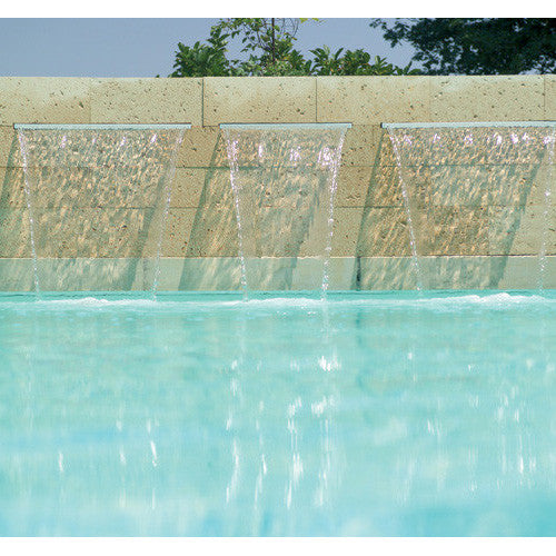 Silkflow Pool Waterfall - Poolshop.com.au