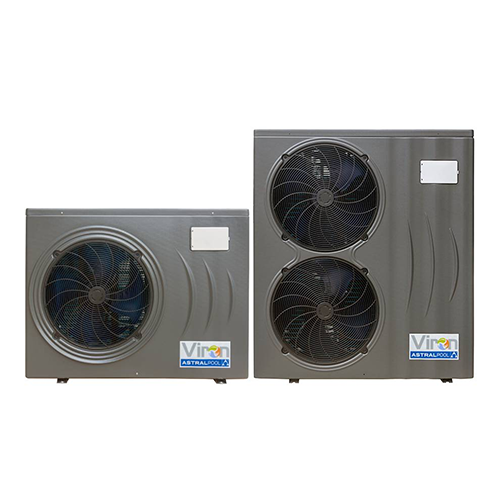 Viron Inverter Heat Pump - Poolshop.com.au
