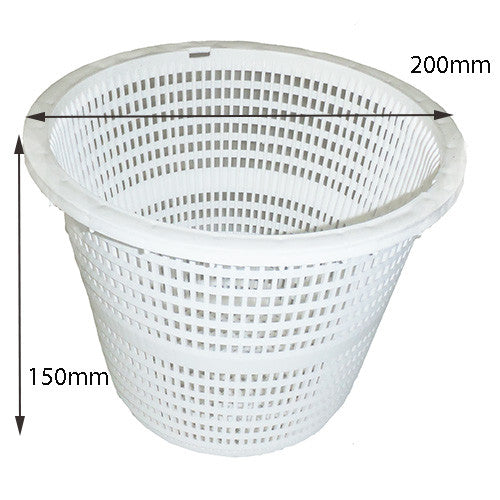 Baker Hydro Skimmer Basket Suites Purex Pool Shop