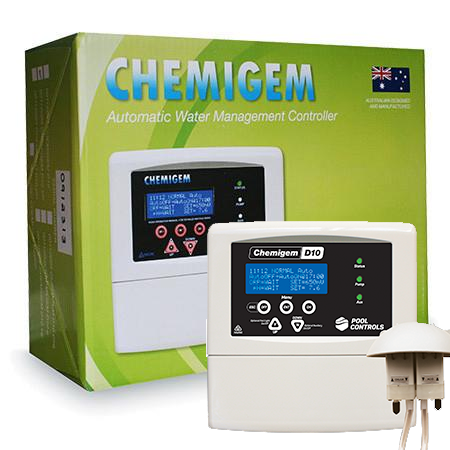 Chemigem D10 Pool Chlorinator Replaces Previous Dm52