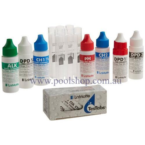 ColorQ Reagents - Poolshop.com.au