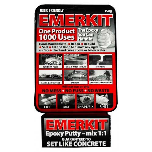 Emerkit - Poolshop.com.au