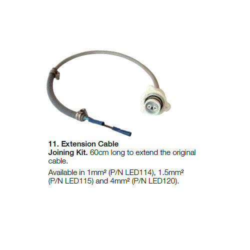 QC Extension Cable Kit - Poolshop.com.au