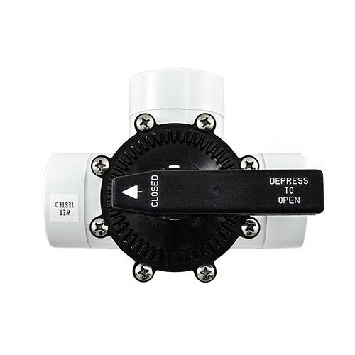 FPI 3 Way Valve - Poolshop.com.au