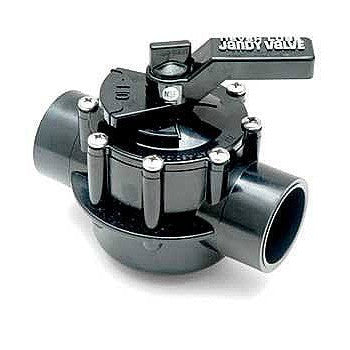 Jandy Valves NeverLube 2-Port Valve - Poolshop.com.au