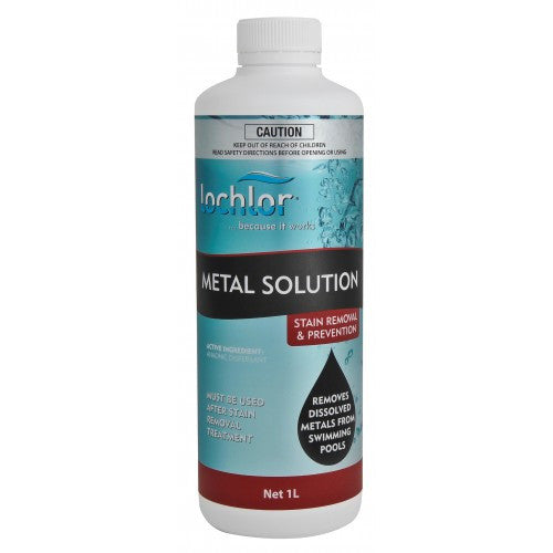Metal Solution - Poolshop.com.au