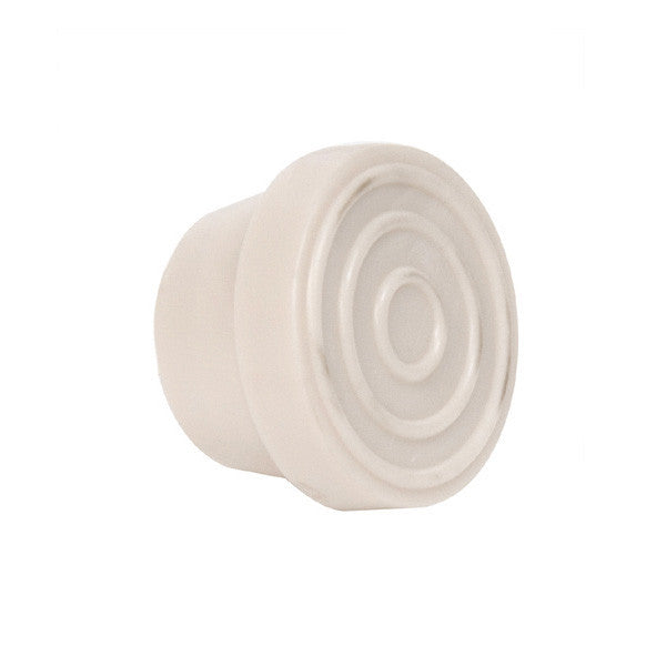 SR Smith Moulded white rubber for ladders (Buffer Pad) - Poolshop.com.au