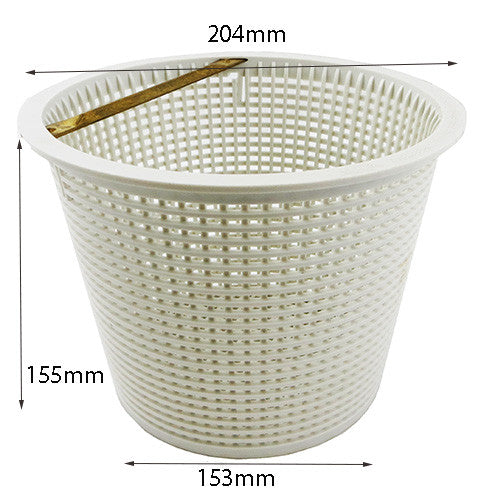 Nally skimmer basket - Poolshop.com.au