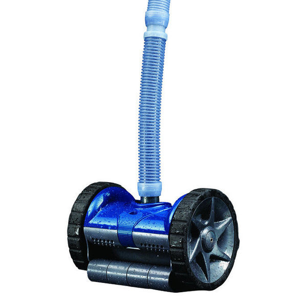 Rebel Pool Cleaner Geared Cleaner For Better Coverage