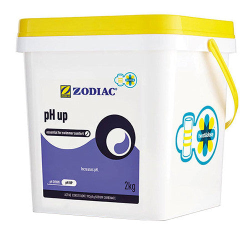 pH Up TWIST & DOSE 2KG - Poolshop.com.au