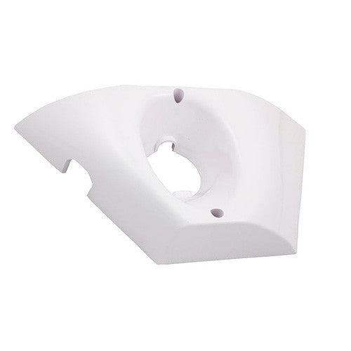 Bottom, White with bracket (280) - Poolshop.com.au