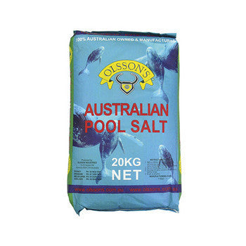 Pool Salt - Poolshop.com.au