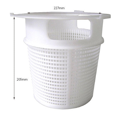 Poolrite Skimmer Basket S2500 Pool Shop Australia
