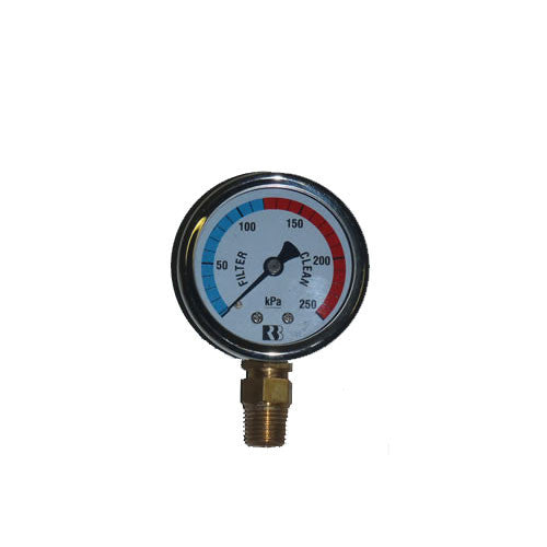 Pool Pressure Gauge - Poolshop.com.au