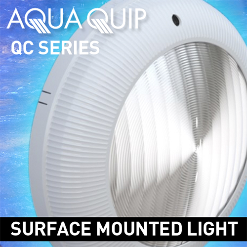 Aquaquip QC Replacement LED Pool Lights - Poolshop.com.au