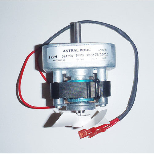 Rola Chem Gearbox and Motor - Poolshop.com.au - 1