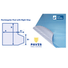 Pavis Solar Pool Covers With Right Hand Step - Poolshop.com.au