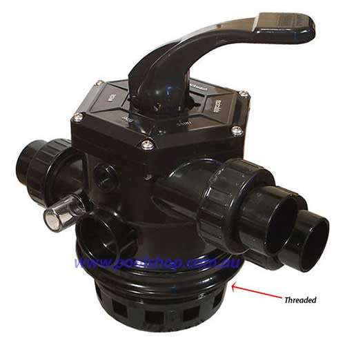 Waterco Filter Valve (40mm) - Poolshop.com.au