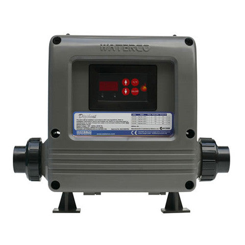 Waterco Digiheat Inline Electric Heaters - Poolshop.com.au
