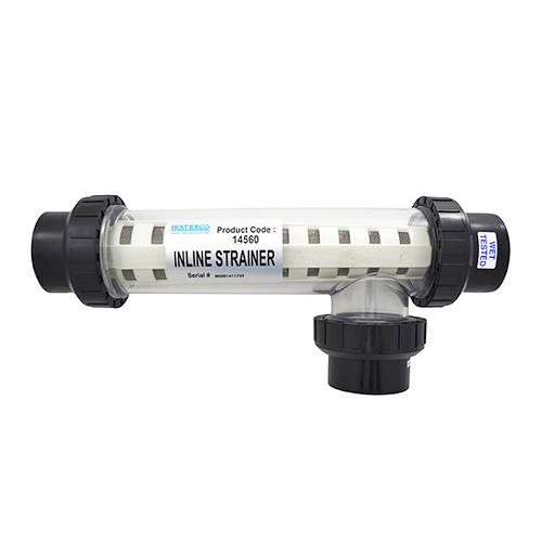 Waterco Inline Strainer - Poolshop.com.au