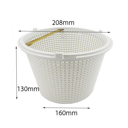 Waterco New Style Skimmer Basket (lugs) - Poolshop.com.au