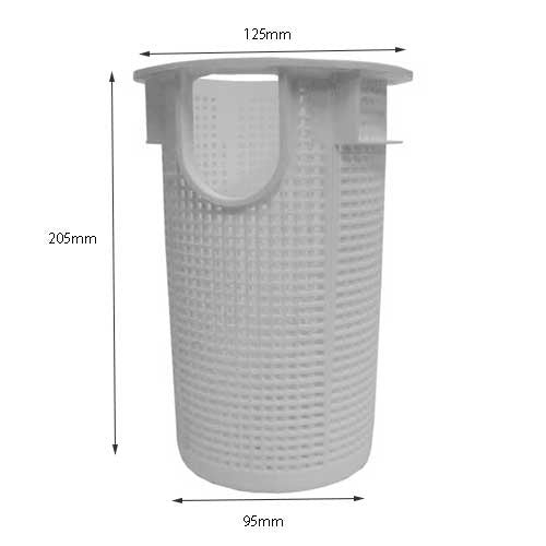 Waterco Supastream Pump Basket - Poolshop.com.au