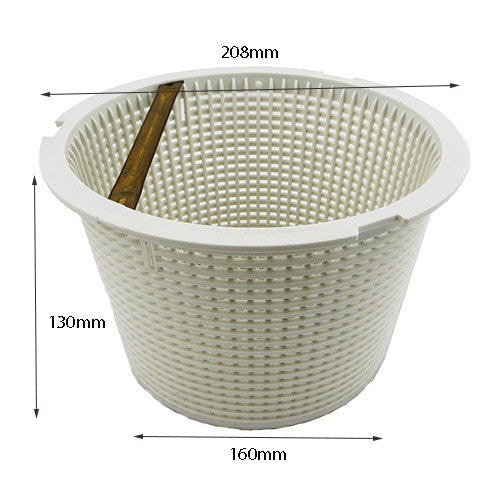 Waterco skimmer basket Mk11 - Poolshop.com.au