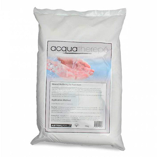 Acqua Therepe Pool Minerals - Poolshop.com.au