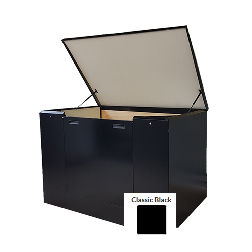Acoustic Box 1603 - 2218(W) x 1100(D) x 1145(H) - Poolshop.com.au